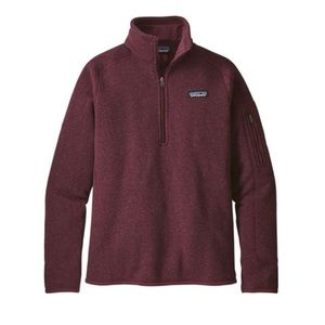 Patagonia Women's Better Sweater Quarter Zip
